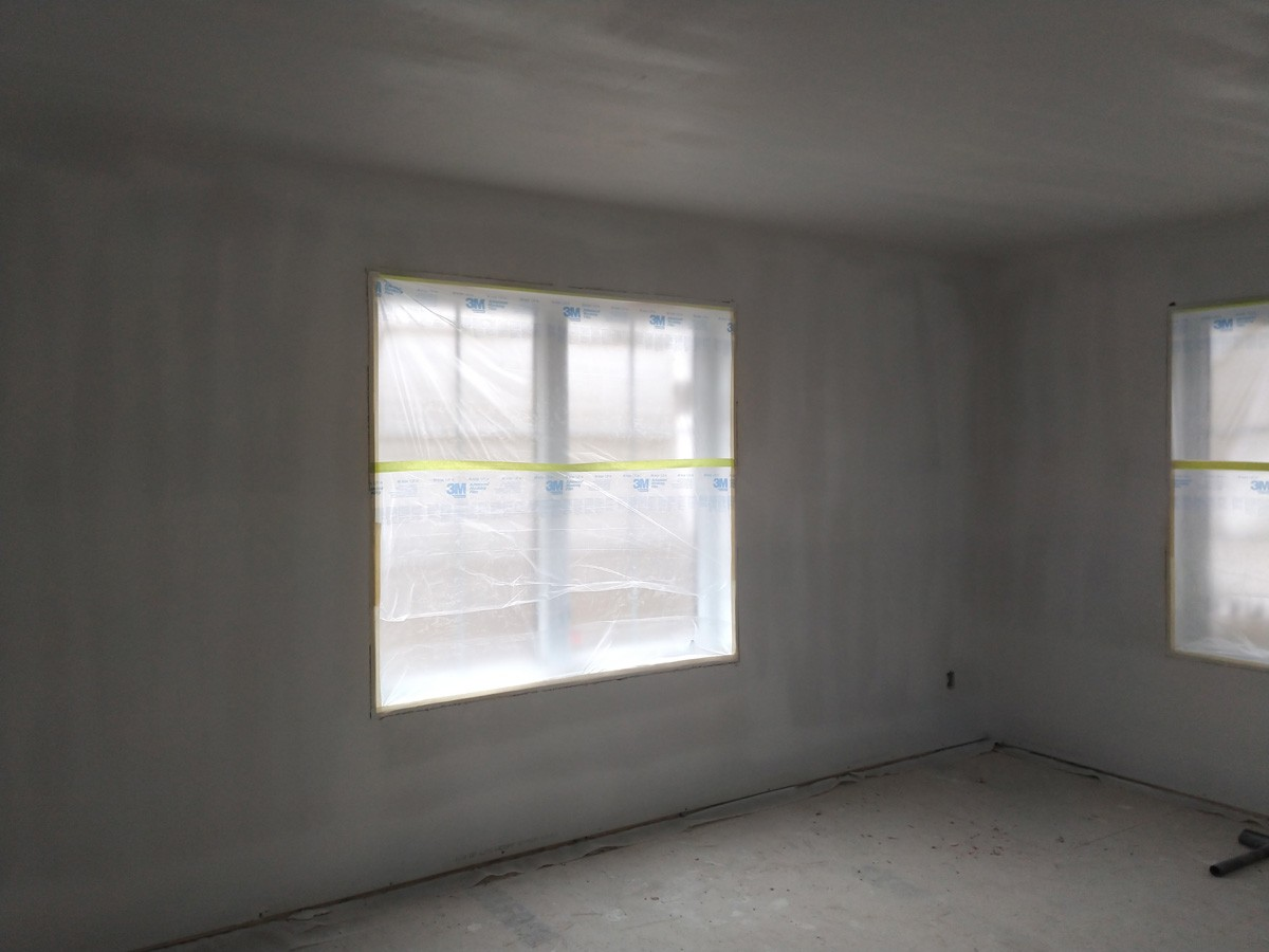 Projet : peinture intérieure