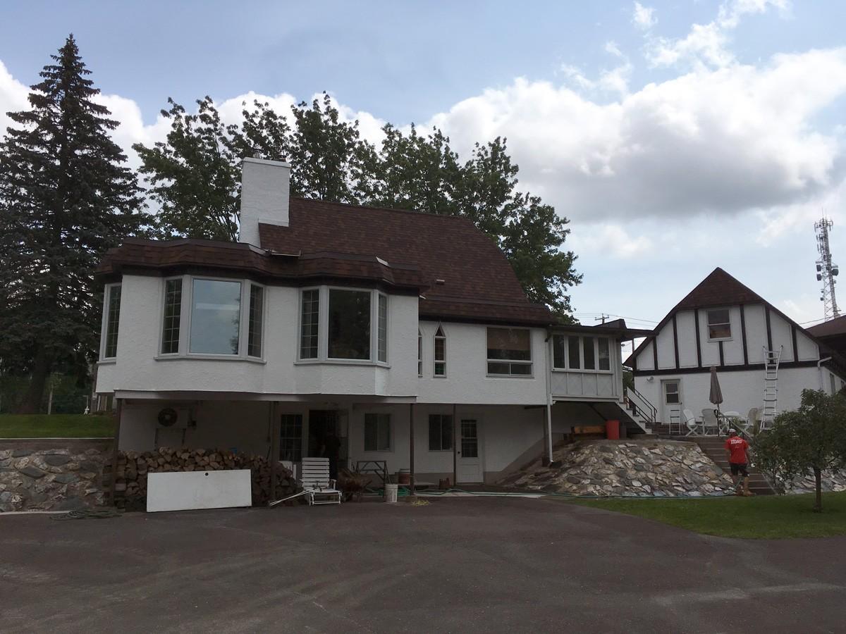 Projet : peinture maison