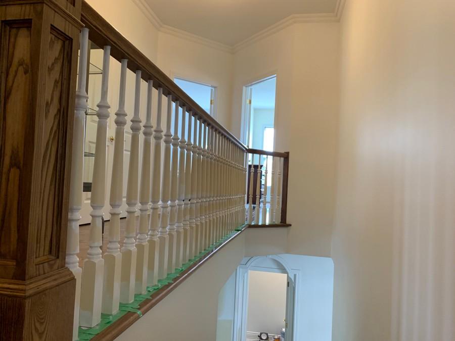 Projet : peinture résidentielle